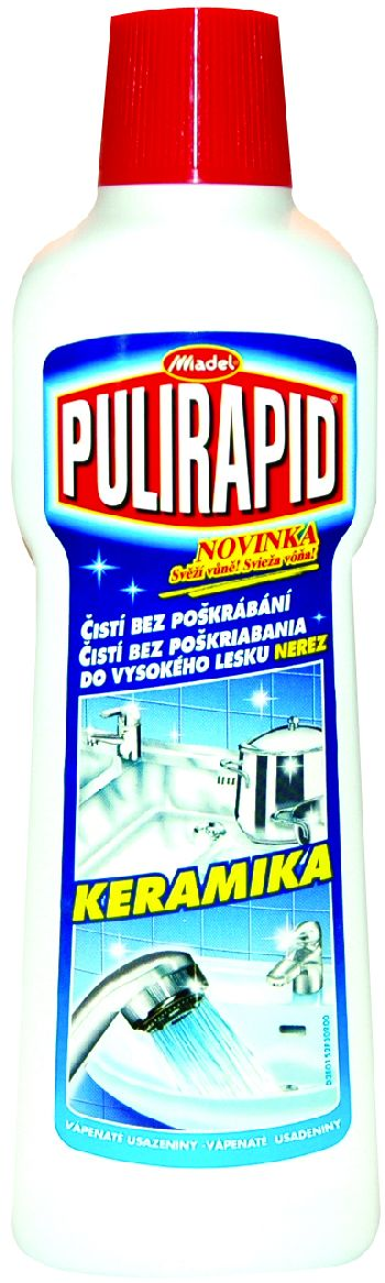 Čistič Pulirapid 500 ml -