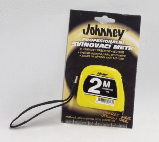 Metr svinovací 2 mx13 mm KDS Johnney -
